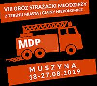 Obóz MDP z Miasta i Gminy Niepołomice